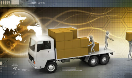 Transport in supply chain management and logistics